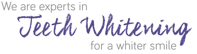 We're the experts in Teeth Whitening for the perfect smile