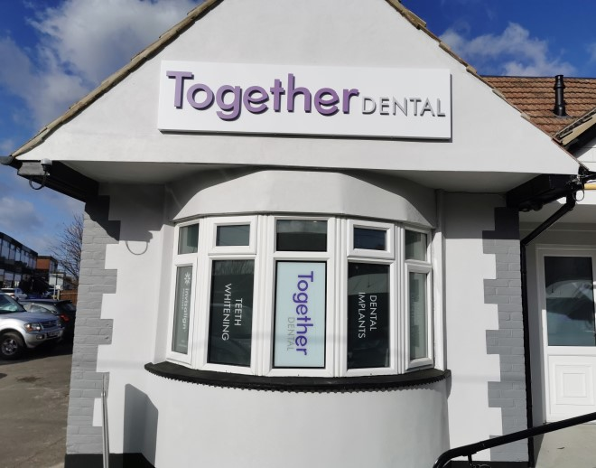 Together Dental South Benfleet has been refurbished