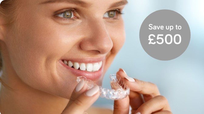 Invisalign Offer Available Now!
