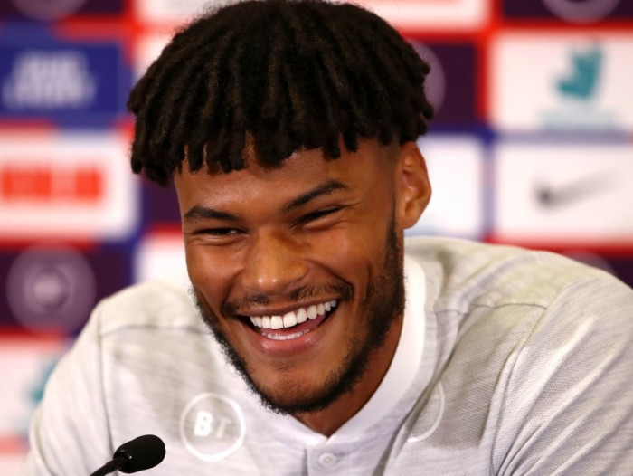 Our top 5 smiles in the England team