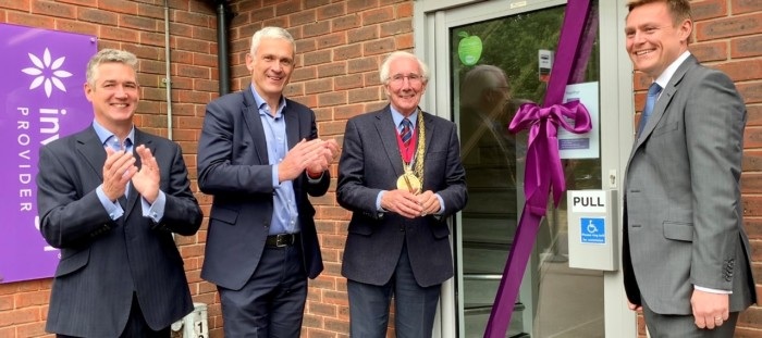 Celebrating the opening of Together Dental Colchester Country Park